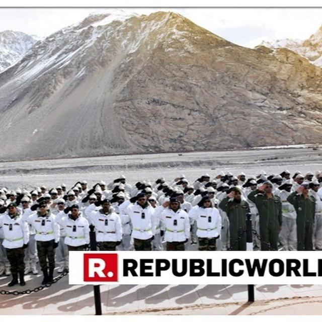 IN PICTURES: 'SIACHEN WARRIORS' BRIGADE OF FIREAND FURY CORPS CELEBRATE 35TH SIACHEN DAY