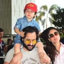 'I BELIEVE I AM WELL WITHIN MY RIGHT AS A FATHER...,' SAIF ALI KHAN CLEARS THE AIR ON POLICE COMPLAINT FILED AGAINST THE PAPARAZZI FOR CLICKING TAIMUR