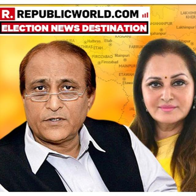 "WATCH | AZAM KHAN SLASHES JAYA PRADA'S ALLEGATIONS OF LEWD BEHAVIOUR, CALLS THEM ""BASELESS"""