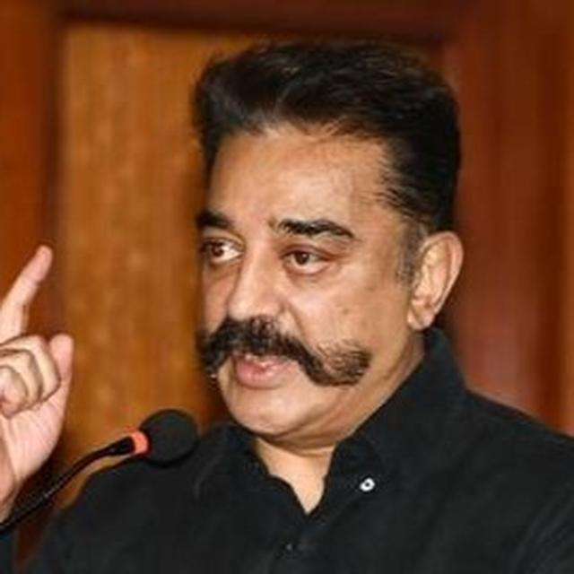 """THEY SHOULD SAY THAT THE ARMED FORCES ARE 'OURS' NOT' MINE,"" SAYS KAMAL HAASAN PERSONALLY ACCUSING PM MODI OF POLITICISING THE FORCES"