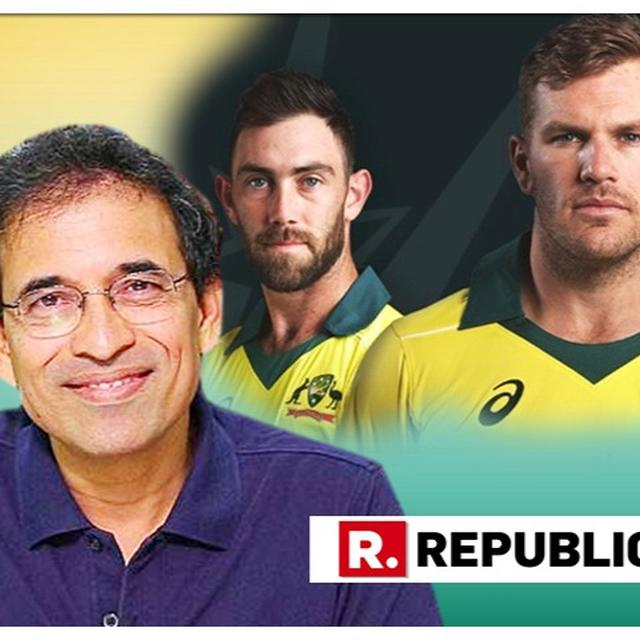 HERE'S HARSHA BHOGLE'S ANALYSIS OF THE AUSTRALIAN SQUAD FOR WORLD CUP 2019