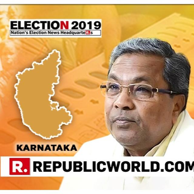 WON'T CONTEST FROM CHAMUNDESHWARI AGAIN: SIDDARAMAIAH