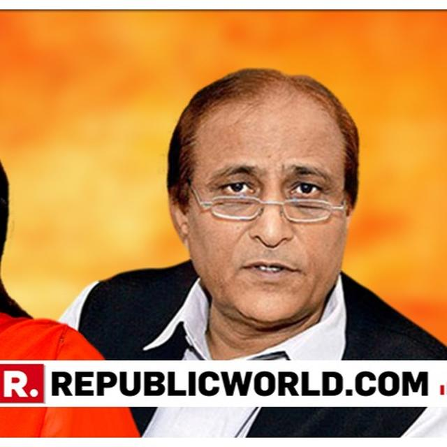 I WILL NOT CONTEST POLLS IF PROVED GUILTY: AZAM KHAN ON OBJECTIONABLE REMARKS AGAINST JAYA PRADA