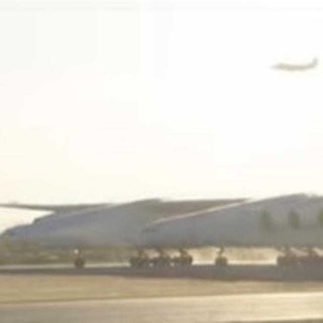 Stratolaunch - World's Largest Flight Clocks 15000 feet Altitude During First Flight, Check Out Interesting Video