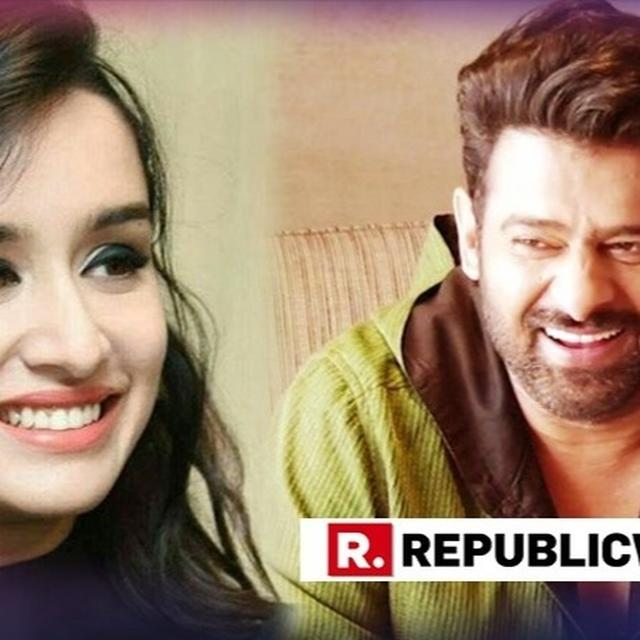 'SAAHO': PRABHAS AND SHRADDHA KAPOOR'S LEAKED ROMANTIC STILL IS GOING VIRAL, NETIZENS JUST CAN'T SEEM TO GET ENOUGH