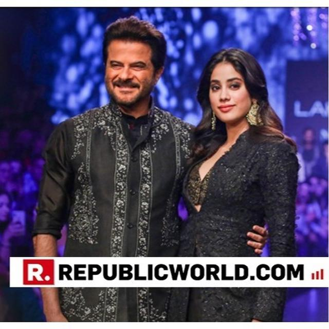 'ALL THE BEST CHACHU!': ANIL KAPOOR CHEERS FOR ARJUN KAPOOR'S 'INDIA'S MOST WANTED', JANHVI KAPOOR JOINS IN