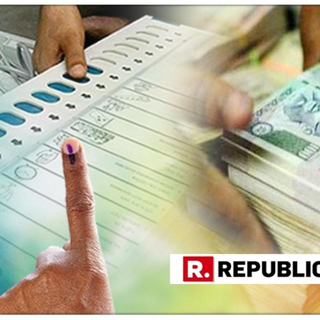 LOK SABHA POLLS MAY STAND CANCEL FOR TAMIL NADU'S VELLORE SEAT AFTER CASH HAUL AT DMK OFFICE