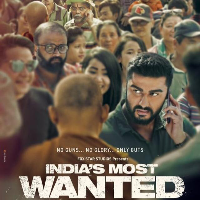 'NO GUNS, ONLY GUTS': THE TEASER FOR ARJUN KAPOOR'S 'INDIAS MOST WANTED' TELLS AN UNBELIEVABLE TALE OF A MANHUNT