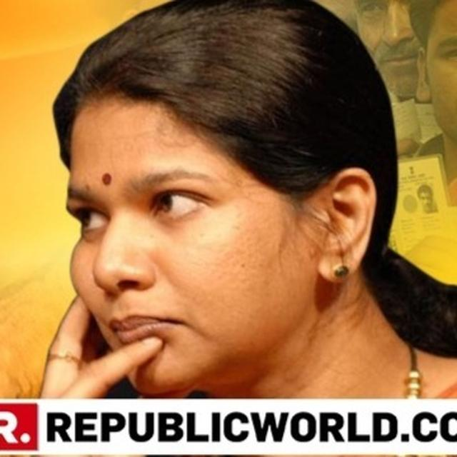 DMK'S TUTICORIN CANDIDATE KANIMOZHI'S RESIDENCE RAIDED BY I-T OFFICIALS