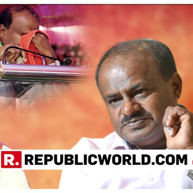 """MUST WATCH: """"KUMARASWAMY IS CRYING NOW, BUT WE'LL ENSURE HE LAUGHS DAILY IF HE JOINS US,"""" SAYS RAMDAS ATHAWALE AMONG SPECULATIONS OF JDS DITCHING CONGRESS"""
