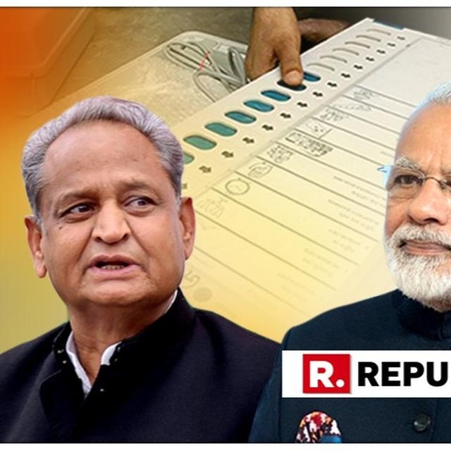 RAJASTHAN CM ASHOK GEHLOT CLARIFIES HIS STANCE ON PRESIDENT KOVIND
