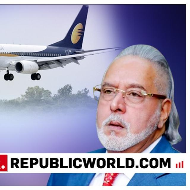 MALLYA LATCHES ONTO JET AIRWAYS' WOES