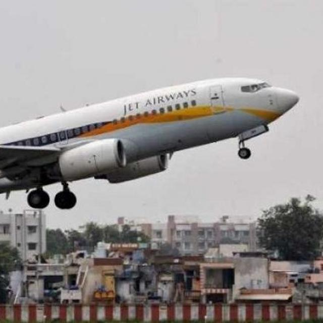 'NO JOY OF FLYING', AS JET AIRWAYS GROUND OPERATIONS TEMPORARILY FROM TONIGHT