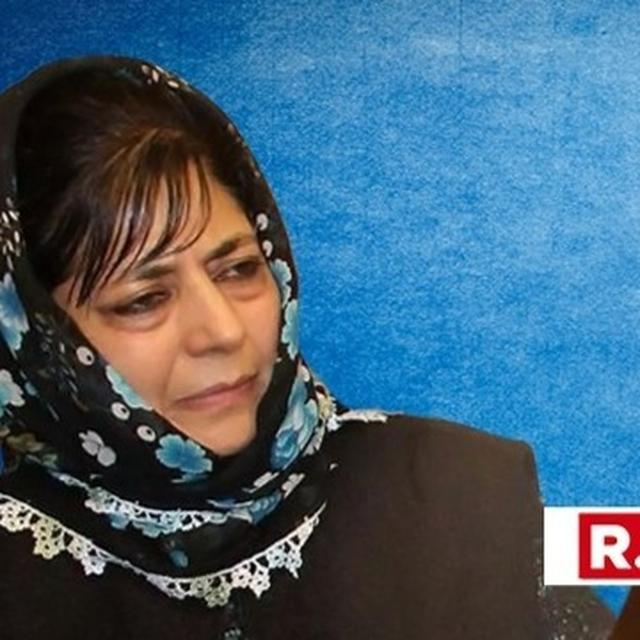 "MEHBOOBA MUFTI COMPARES CONGRESS TO GAME OF THRONES' ""BRAN THE WARG"". READ TO KNOW WHY"
