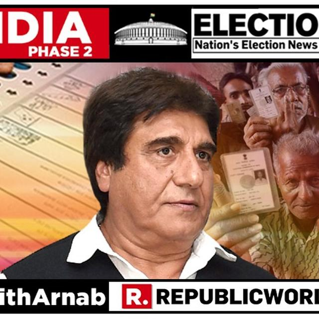 WATCH: FROM 'GABBAR' TO 'BILLU', RAJ BABBAR LISTS THE MANY NAMES HE'S BEEN GIVEN BY THE PEOPLE OF FATEHPUR SIKRI
