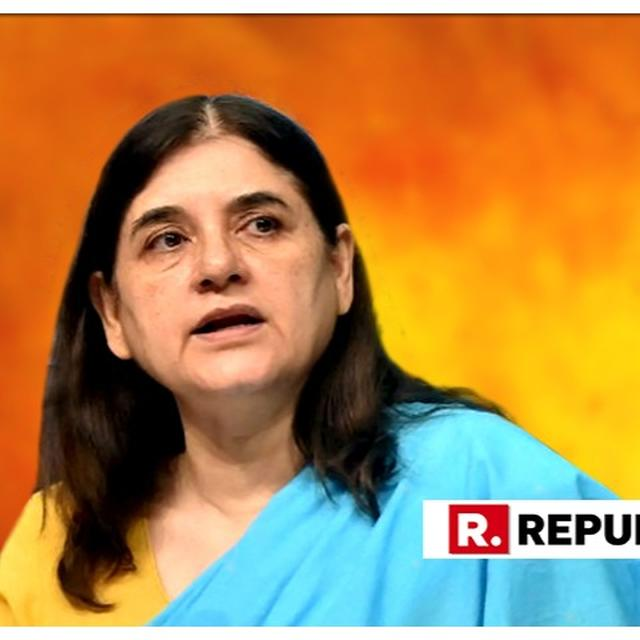 "WATCH: MANEKA GANDHI DEFENDS HER 'WON'T WORK FOR MUSLIMS IF THEY DON'T VOTE FOR ME' STAND, SAYS ""NOTHING WRONG IN SAYING THAT"""