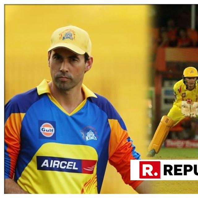 CSK EXPOSED FOR THE FIRST TIME: STEPHEN FLEMING ON LOSS TO SRH