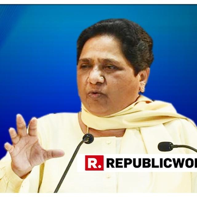 DELHI COURT TO HEAR ON MAY 1 PLEA AGAINST MAYAWATI FOR HURTING RELIGIOUS SENTIMENT