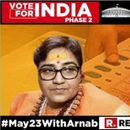 WATCH: SADHVI PRAGYA HITS RIGHT BACK AT MEHBOOBA MUFTI OVER PDP CHIEF'S 'IMAGINE THE ANGER IF I'D FIELD A TERROR ACCUSED' ATTACK