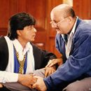 'COME BACK HOME': SHAH RUKH KHAN HAS A SWEET MESSAGE FOR 'DADDY COOL' ANUPAM KHER AS HE SHARES A DDLJ GIF