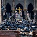 SCAMSTERS PREYING ON NOTRE-DAME RE-CONSTRUCTION EFFORT, WARNS FRANCE
