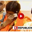 SADHVI PRAGYA BREAKS DOWN WHILE NARRATING HER ORDEAL IN CUSTODY