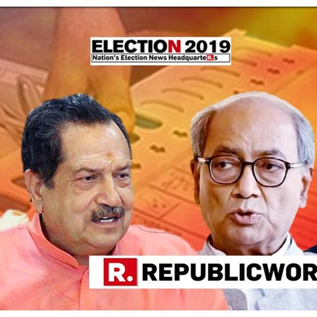 WATCH | RSS TELLS DIGVIJAYA TO WITHDRAW FROM BHOPAL CONTEST