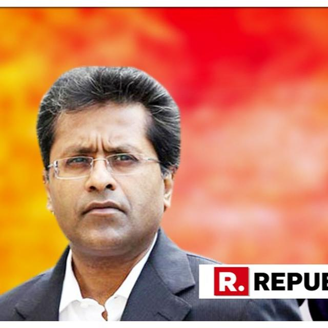 NOW, LALIT MODI RAGES AT RAHUL GANDHI'S 'ALL MODIS ARE CHORS' STATEMENT; THREATENS 'HE'LL BE TAKEN TO THE COURT BY ME' AND ATTACKS CONGRESS 'LOOT'