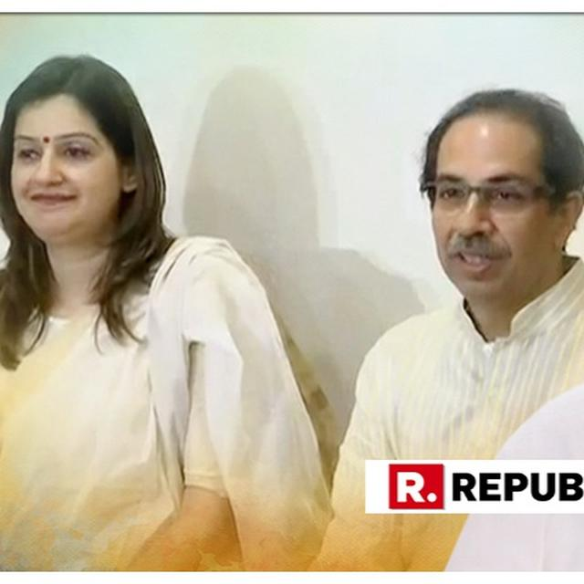 WATCH: HOURS AFTER QUITTING CONGRESS, PRIYANKA CHATURVEDI EXPLAINS WHY SHE'S JOINING SHIV SENA IN MUMBAI