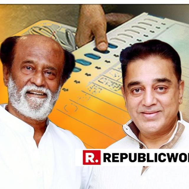 EXCLUSIVE: HERE'S KAMAL HAASAN'S FIRST RESPONSE AFTER RAJINIKANTH ANNOUNCES HE WILL CONTEST TAMIL NADU ASSEMBLY POLLS