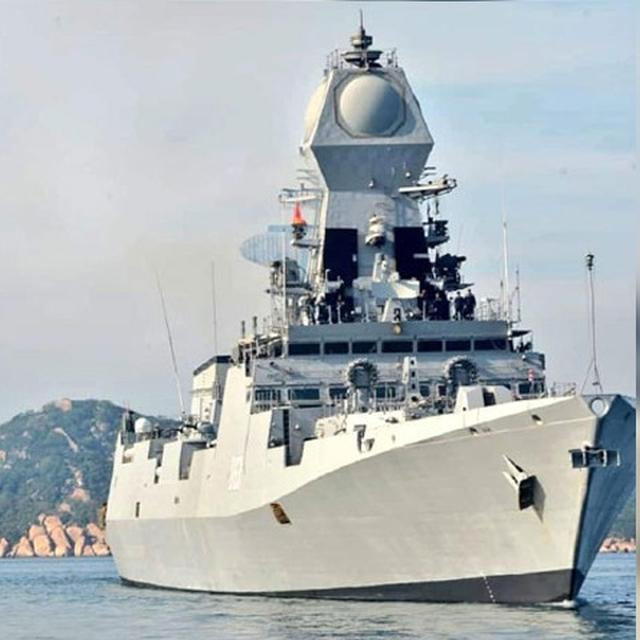 TWO INDIAN NAVY SHIPS TO PARTICIPATE IN PLA NAVY'S 70TH ANNIVERSARY