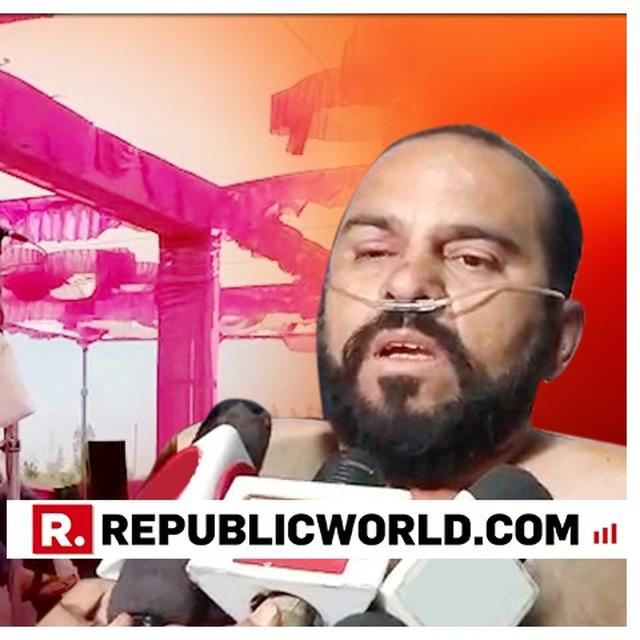 WATCH: MAN WHO SLAPPED HARDIK PATEL DURING CONGRESS RALLY JUSTIFIES HIS VIOLENT ACT, ASKS 'WHAT IS HE, GUJARAT'S HITLER?'