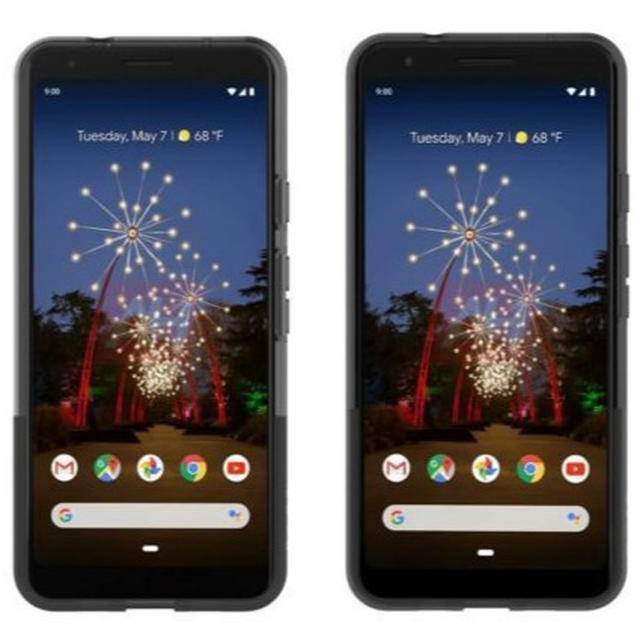 GOOGLE PIXEL 3A, PIXEL 3A XL OFFICIAL RENDERS LEAK AHEAD OF MAY 7 LAUNCH