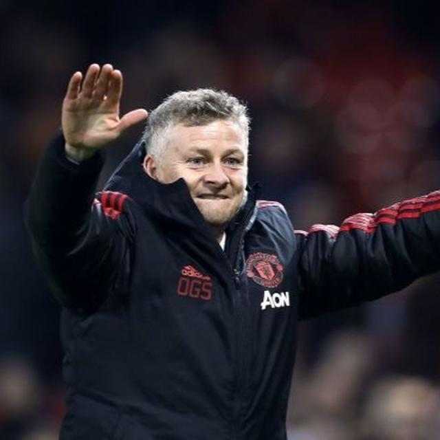 NO HIDING PLACE FOR OUT OF FORM UNITED STARS : SOLSKJAER