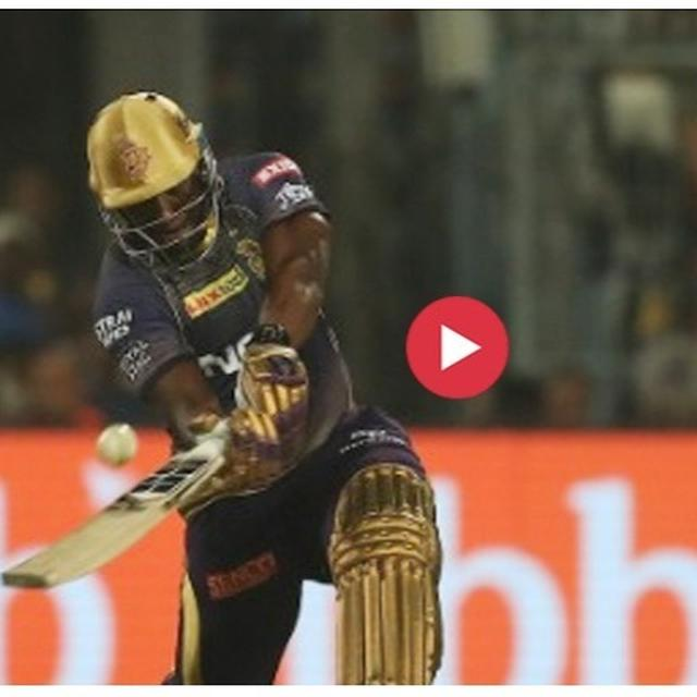 WATCH: ANDRE RUSSELL'S 'HAT-TRICK'