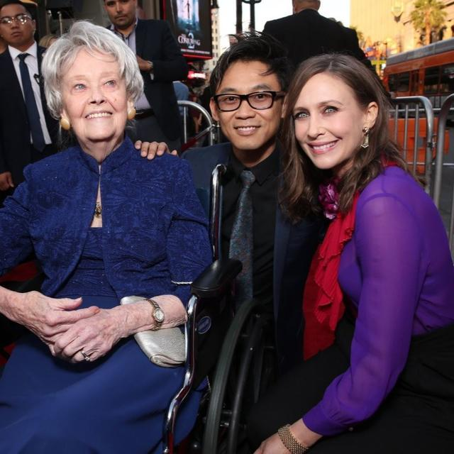 ACTRESS VERA FARMIGA AND THE CONJURING UNIVERSE PAY TRIBUTE TO PARANORMAL INVESTIGATOR LORRAINE WARREN