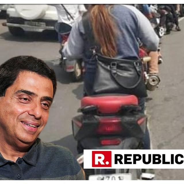 FILMMAKER RONNIE SCREWVALA ASKS A PERTINENT QUESTION IN RELATION TO TRAFFIC, SAYS THE PEOPLE OF MIZORAM ARE 'SETTING THE RIGHT EXAMPLE'