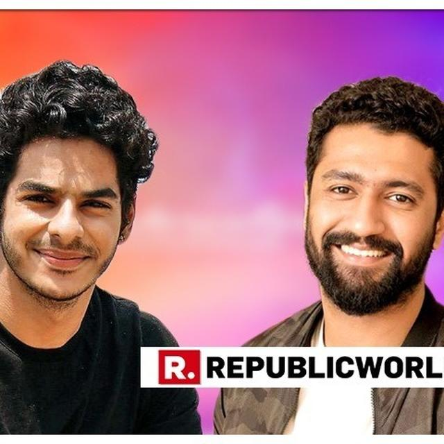 VICKY KAUSHAL POSTS THIS PICTURE AMIDST HIS ACCIDENT REPORTS, ISHAAN KHATTER SAYS 'I FEEL YOU'