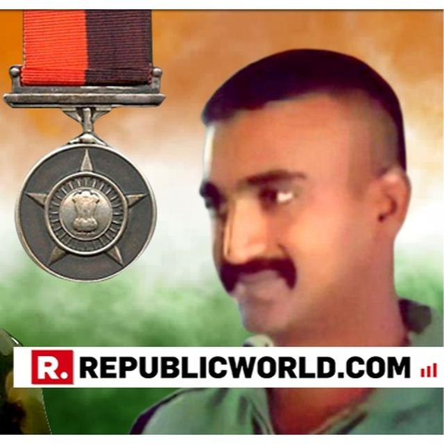 'WING COMMANDER ABHINANDAN'S WORK IS THE STUFF OF LEGENDS, DESERVES VIR CHAKRA', SAYS MAJOR GAURAV ARYA AFTER IAF RECOMMENDS HIM FOR THE AWARD