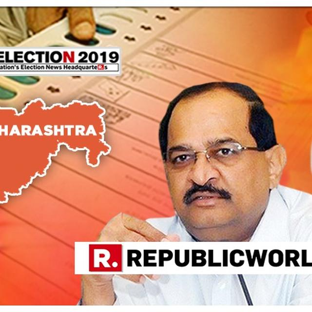 POLITICAL SCOOP: IN A MASSIVE JOLT TO CONGRESS, RADHAKRISHNA VIKHE PATIL MAY RESIGN FROM THE PARTY