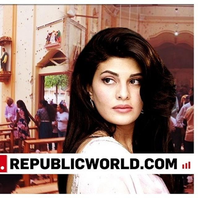 SRI LANKAN-BORN-INDIAN ACTRESS JACQUELINE FERNANDEZ CONDEMNS COLOMBO BOMBINGS. HERE'S HER STATEMENT