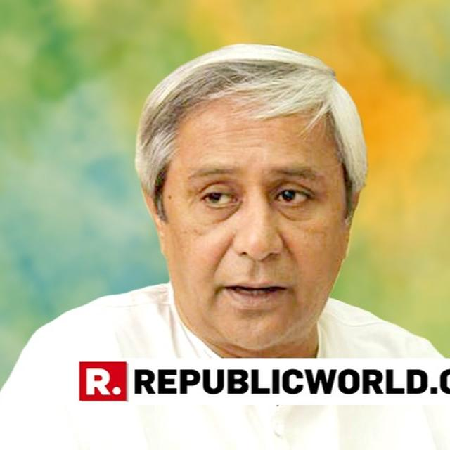 ODISHA CM NAVEEN PATNAIK EXPRESSES WILLINGNESS TO STITCH A POST-POLL ALLIANCE WITH ANY POLITICAL PARTY READY TO COMMIT IN THE STATE'S DEVELOPMENT