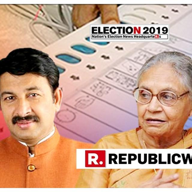 BIG CONTEST: IT'S SHEILA DIKSHIT VS MANOJ TIWARI AS CONGRESS RELEASES LIST OF DELHI CANDIDATES, NO CHANDNI CHOWK TICKET FOR KAPIL SIBAL