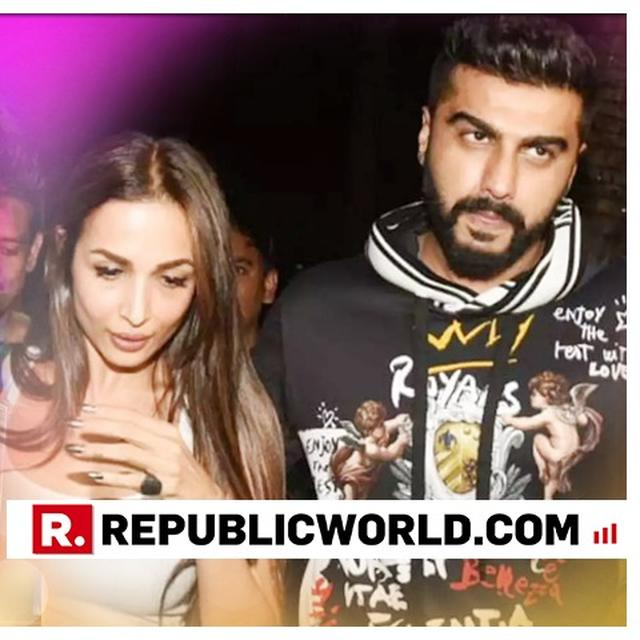 WATCH: ARJUN KAPOOR GETS MIFFED WITH SHUTTERBUGS AFTER THEY BLOCK MALAIKA ARORA'S WAY