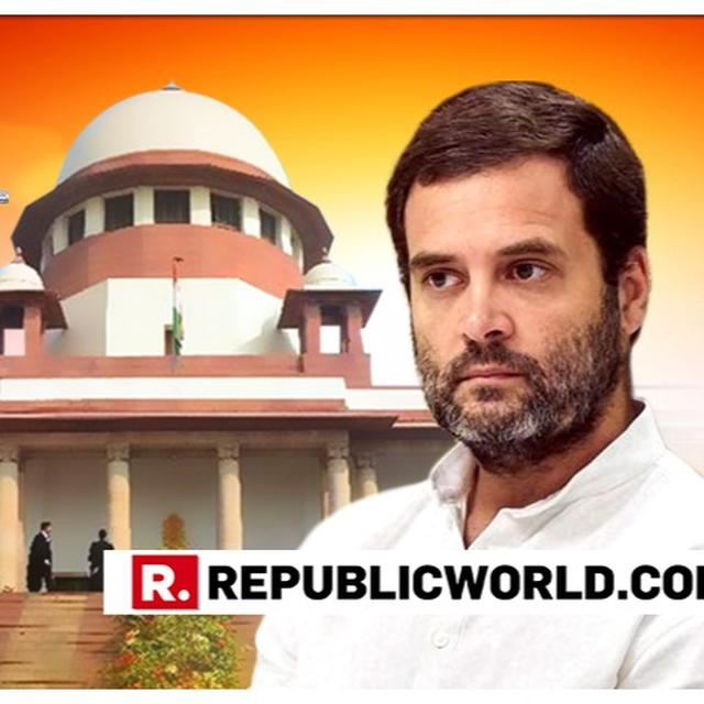 MASSIVE: RAHUL GANDHI ADMITS HE LIED ON RAFALE, TELLS SUPREME COURT 'IT WAS IN THE HEAT OF THE MOMENT' AND HE REGRETS IT