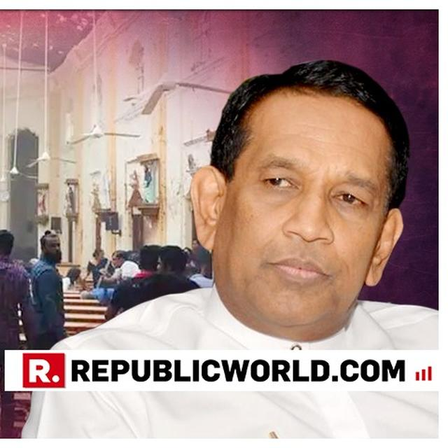 SRI LANKA SERIAL BOMBINGS CARRIER OUT WITH HELP OF INTERNATIONAL NETWORK: SRI LANKA GOVERNMENT CABINET SPOKESPERSON RAJITHA SENARATNE. DETAILS HERE