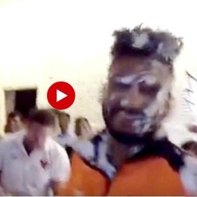 WATCH: KHALEEL AHMED 'CAKED', HERE'S WHY