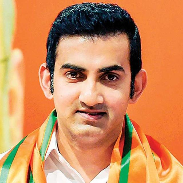 READ: GAMBHIR'S EXCHANGE WITH SITTING BJP MP FROM HIS SEAT