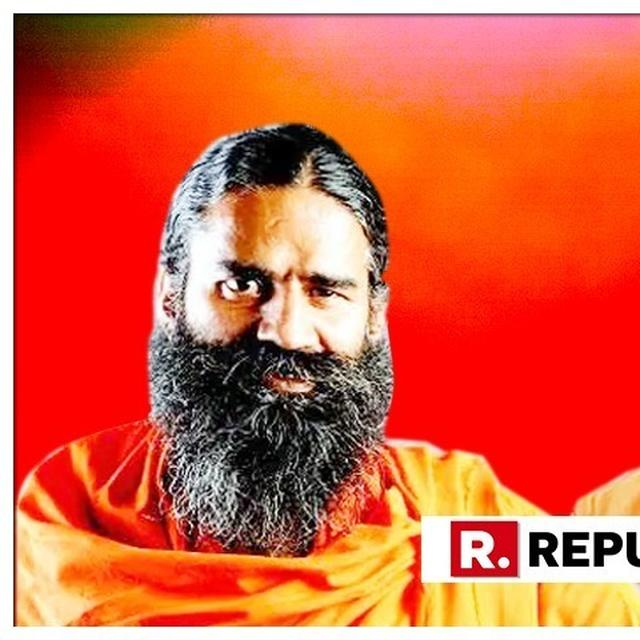 CRUELTY MELTED OUT TO PRAGYA THAKUR IN JAIL NOT FAIR, SAYS RAMDEV BABA