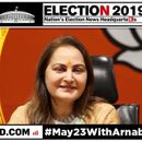"WATCH: ""ALL WOMEN MUST FIGHT FOR THEIR PRIDE,"" SAYS BJP'S JAYA PRADA AT END OF PITCHED BATTLE WITH SP-BSP'S AZAM KHAN IN RAMPUR"